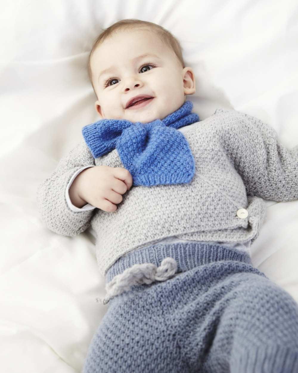 Baby Wickelpullover (B01/04)